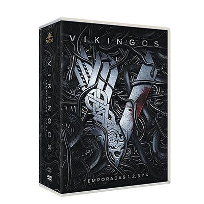 Serie Vikings Todas Las Temporadas Vikingos Org